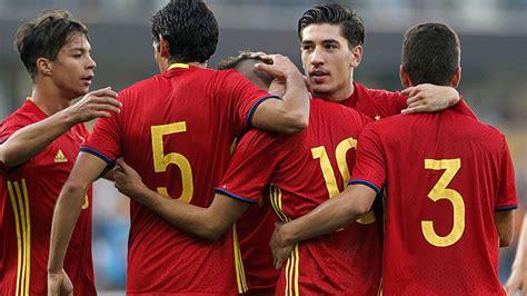 Eurocopa Sub 21: La Sub 21 hace lo que tenía que hacer ...