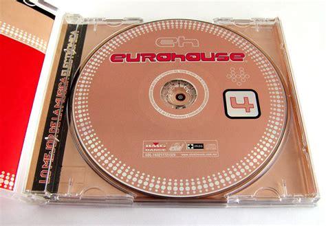 Eurohouse 4 Lo Mejor De La Musica Electronica Cd 2000 ...