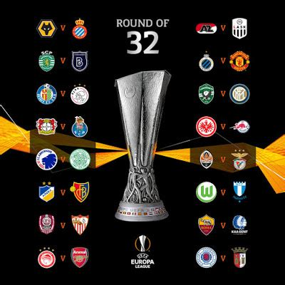 Europa League 2019/2020, conoce los dieciseisavos de final ...