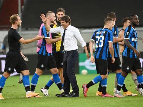 Europa League final: Inter Milan's Conte out to extend ...