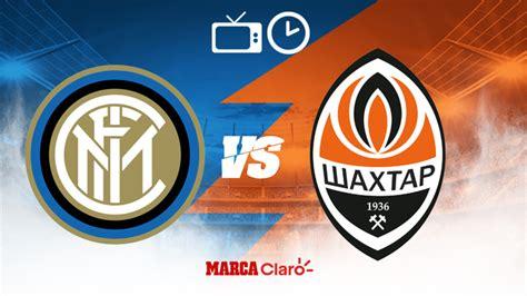 Europa League: Inter de Milan vs Shakhtar Donetsk: Horario ...