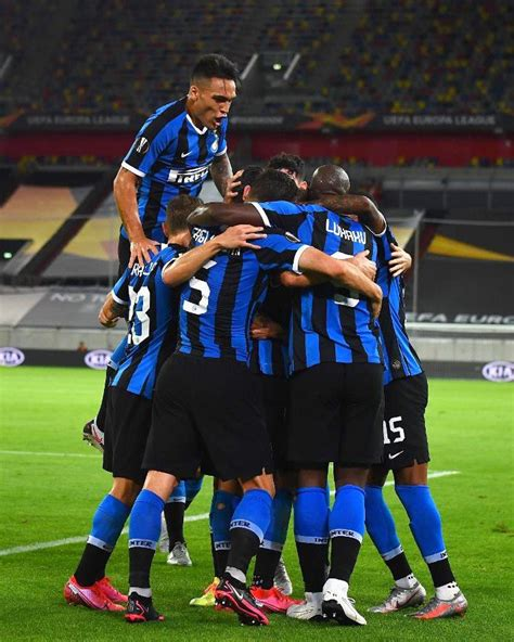 Europa League: Inter Milan hits five past Shaktar Donetsk ...