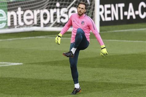 Europa League: Oblak, los guantes que quiere toda Europa ...