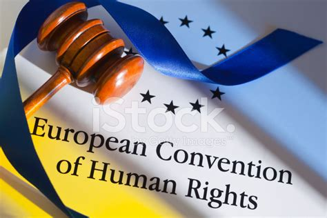 European Convention of Human Rights Stock Photos ...