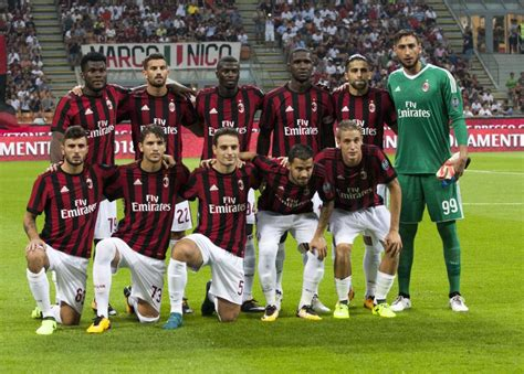 European Football Is The Lifeblood Of AC Milan