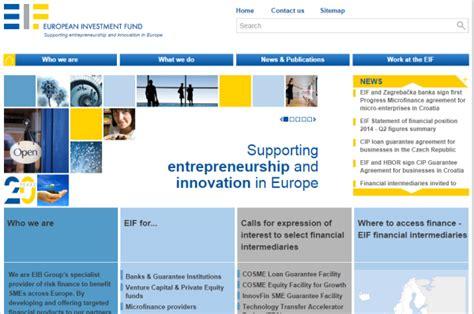 European Investment Fund   crunchbase
