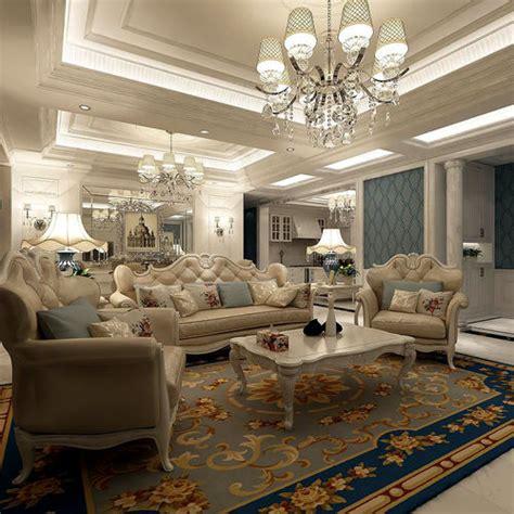 European Style Living Room Design room 3D | CGTrader
