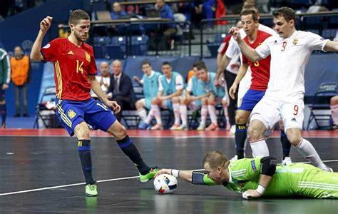Europeo Fútbol Sala 2016: Hay que volver a los orígenes ...