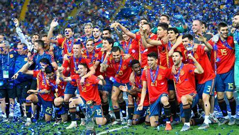 Europeo Sub 21 / España 2 1 Alemania / La Rojita, campeona ...