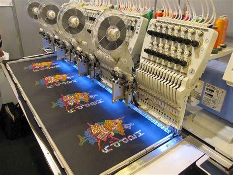 Eurotecma   Máquinas de bordar