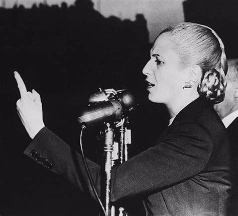 Eva Perón, un referente de movimientos sociales mundiales ...