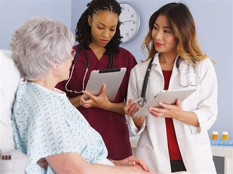 Evaluando la atención apropiada a pacientes de edad ...