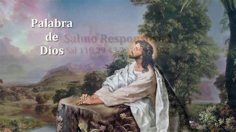 Evangelio de Hoy,Lecturas y evangelio Lunes 01 Agosto de ...