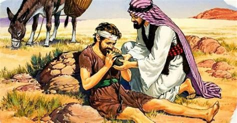 EVANGELIO DEL DÍA: Lc 10,25 37: ¿Quién es mi prójimo ...