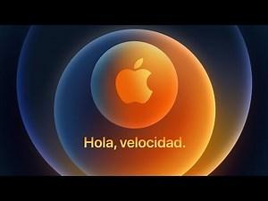 Evento de Apple — 13 de octubre
