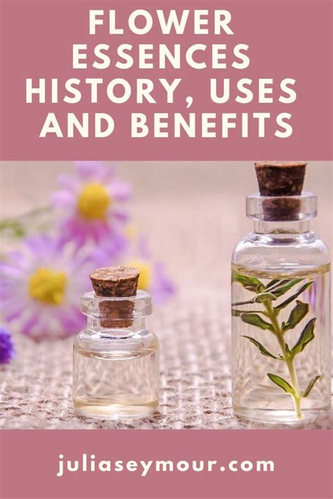 Ever wondered about flower essences? How they are used and ...