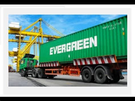 evergreen Container Tracking Guide   YouTube