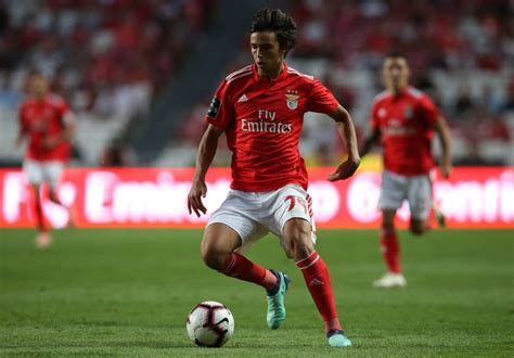 Everton scouts were hopefully checking out Joao Felix this ...