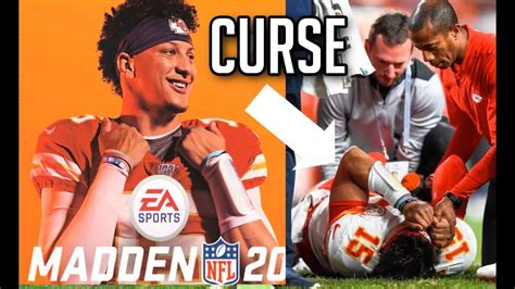 Every  Madden Curse  in Order   YouTube