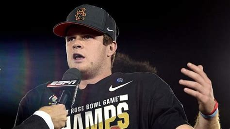 Everybody has a podcast, Heisman edition: USC gives Sam ...