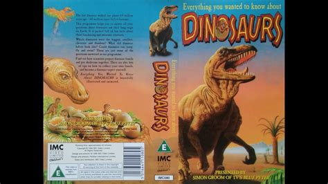 Everything You Wanted to Know About Dinosaurs [VHS]  1996 ...