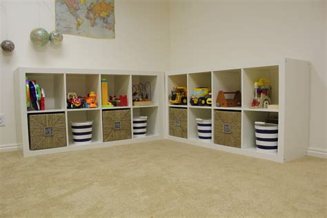 everywhere beautiful : Playroom Update: Toy Storage