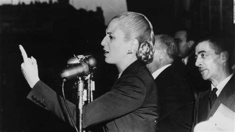 Evita Perón, la mujer que hizo llorar a Argentina ...
