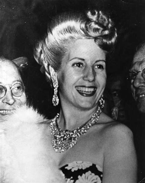 Evita Perón nacque cent anni fa   Il Post