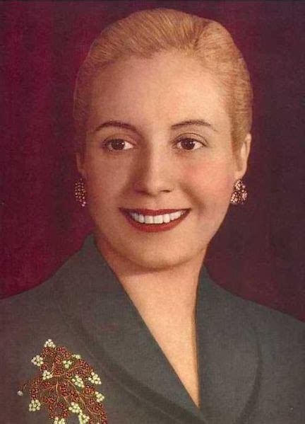 Evita Perón, tan admirada como denostada   Historias de la ...