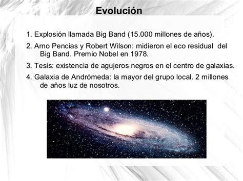 Evolución del concepto del universo