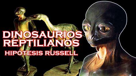 ¿Evolucionaron los dinosaurios en seres reptilianos? La ...