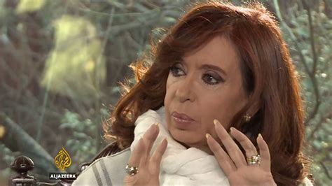 Ex Argentina leader Cristina Kirchner to fight corruption ...