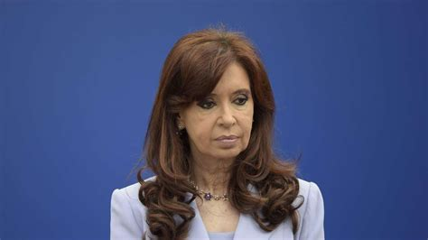 Ex Argentina president Cristina Kirchner charged with ...