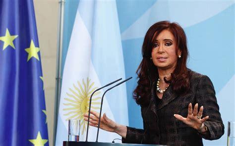 Ex Argentina president Cristina Kirchner to visit Greece ...