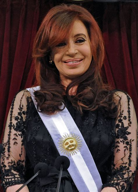 Ex Argentinian President Charged Again With Corruption and ...