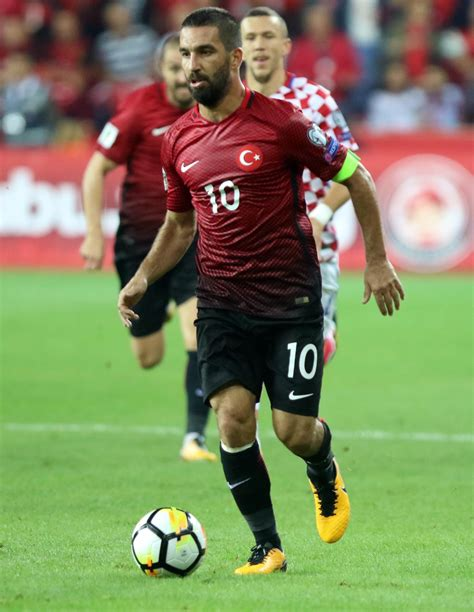 Ex Barcelona ace Arda Turan clashes with reporter after ...