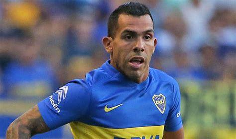 Ex Man Utd, Man City and West Ham ace Carlos Tevez rejects ...