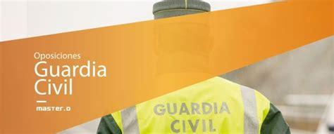 Examen guardia civil 2018 | Preguntas oficiales corregidas