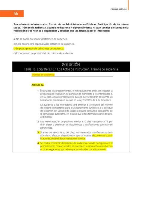 Examen Guardia Civil 2019 corregido 13 Julio
