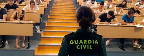 Examenes Guardia Civil Convocatoria 2018 | Academia Metodos
