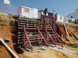 excavación por bataches   Reforma Coruña