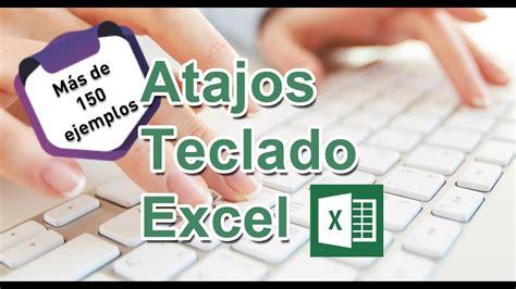 Excel 2010   Atajos de Teclado   YouTube