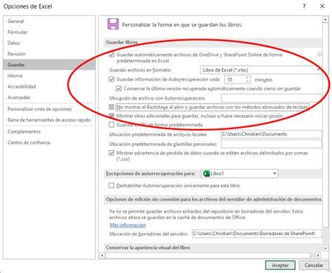 Excel: Cómo recuperar ficheros de no guardados  7 opciones