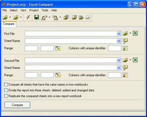 Excel Compare   Descargar