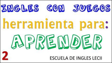 EXCELENTE JUEGO para aprender Inglés. SUPER!!! part 9 ...