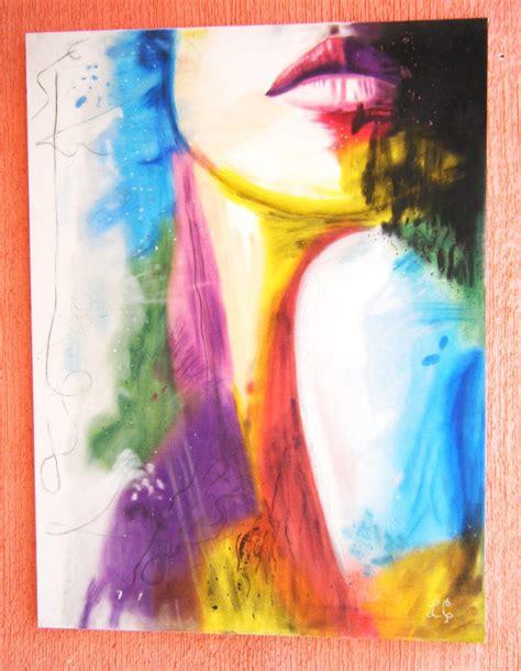 Excelente Pintura Modernista   $ 975.00 en Mercado Libre