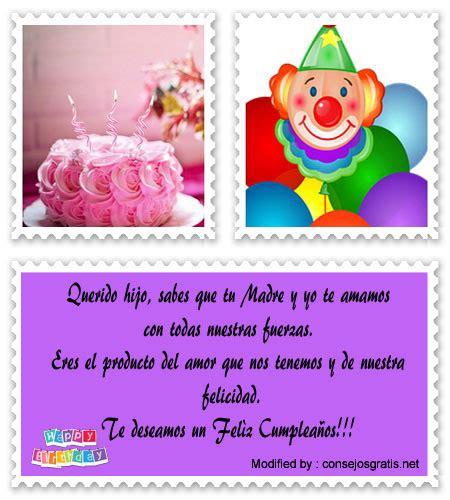 Excelentes frases de cumpleaños para niños   Saludos de ...