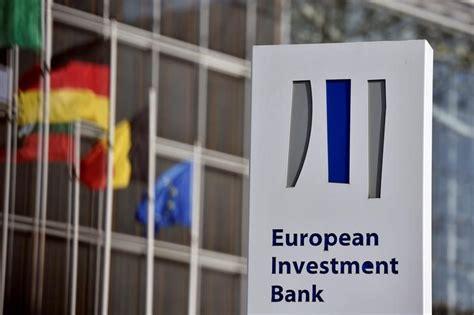 Exclusive: European Investment Bank plans internationally ...