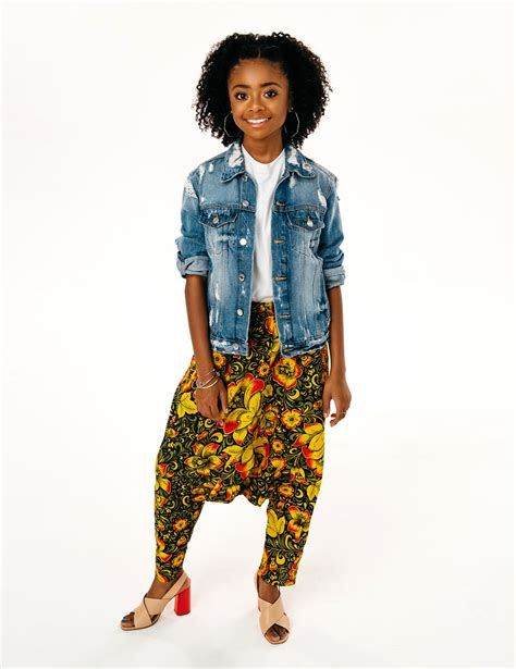 EXCLUSIVE: Skai Jackson Refuses to Be a Bullying Victim ...