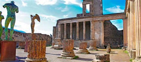 Excursión a Pompeya desde Nápoles   Reserva en Civitatis.com